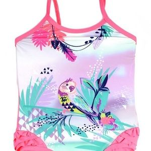 Parrot Graphic One Piece